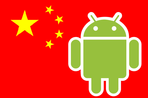 android-in-china