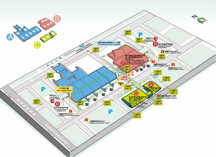 115 Canton Fair