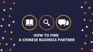 Chinese business partner