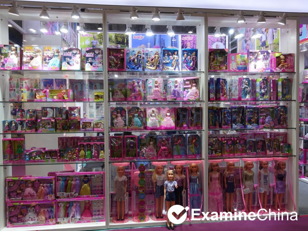 Toy manufacturers in China