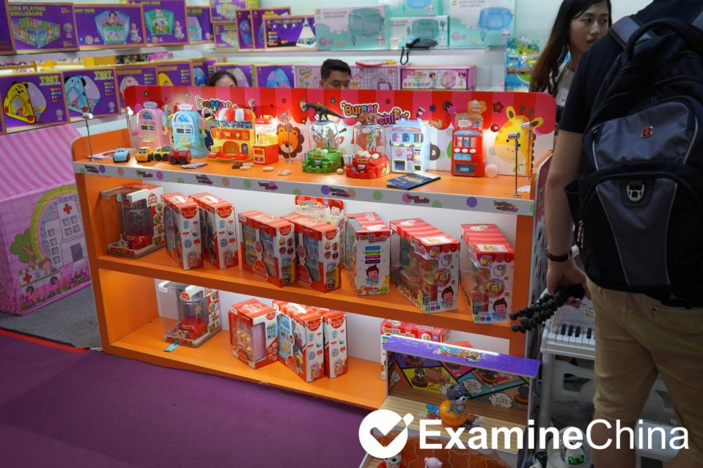 Toy fairs in China
