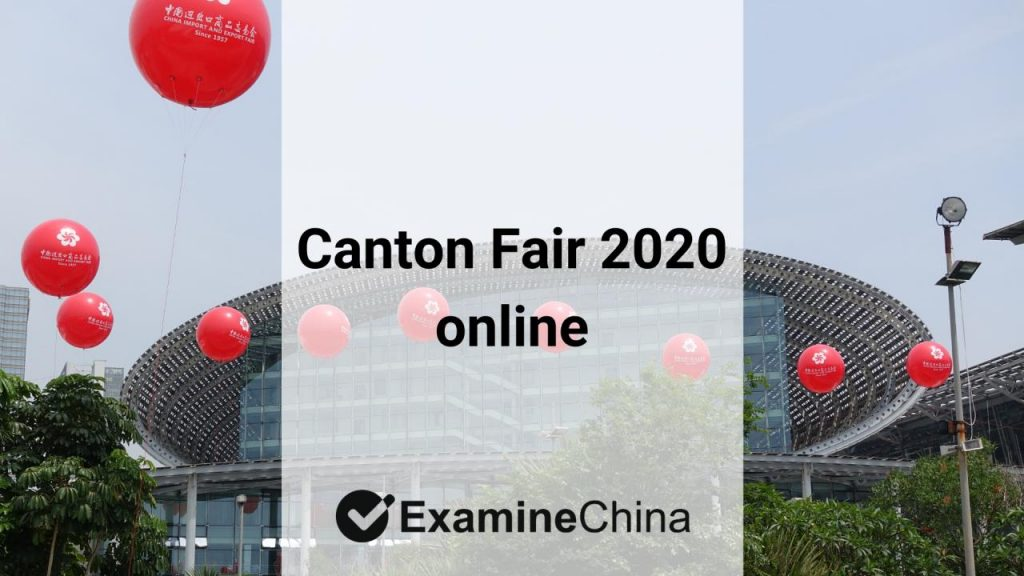 Canton Fair 2020