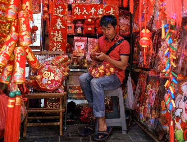 chinese shop