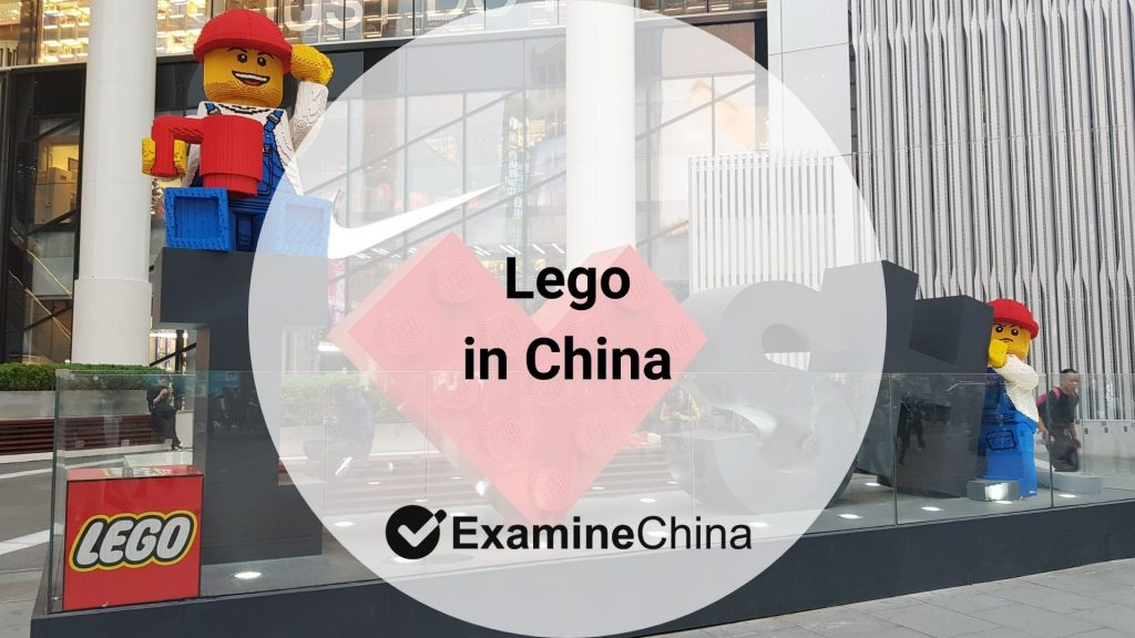 Lego in China