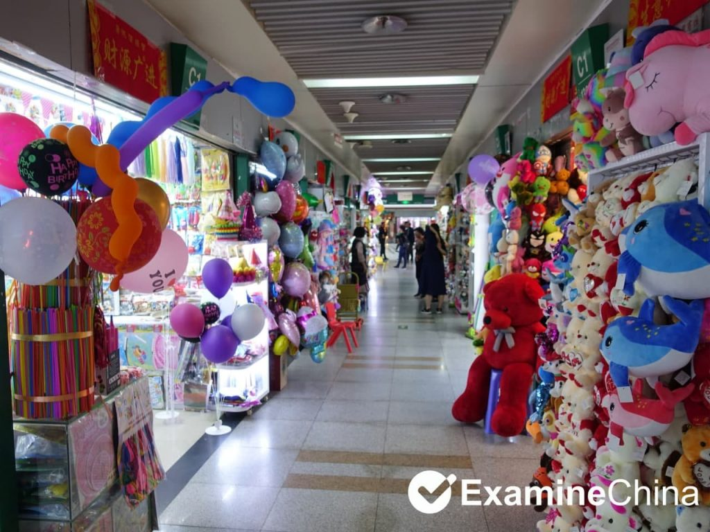 Wholesale markets in China